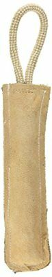 Ethical Pets Dura Fused Leather Retriever Dog Toy, 15-Inch