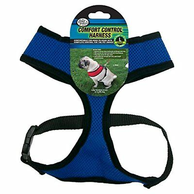 Four Paws Large Blue Comfort Control Dog Harness