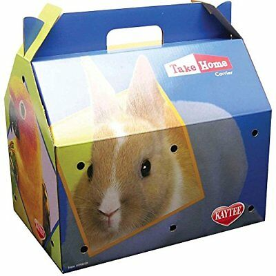 Super Pet Take-Home Pet Carrier/Box, X-Large