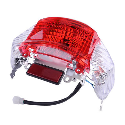 Rear Tail Light Taillight Assembly Fit for Chinese Scooter GY6 50CC Taotao ATM50