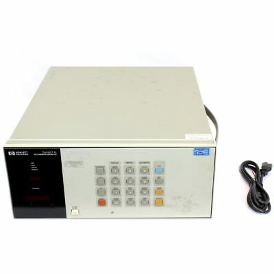 Keysight Technologies 3497A-USED Data Acquisition Control Unit Mainframe, HP-IB