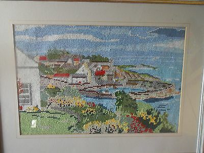 Handmade Tapestry Picture of Crail Fife