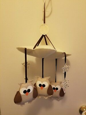 3 Sprouts Mobile Owl