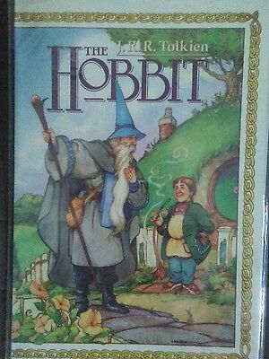 The Hobbit, First edition. New, never opened. Book one. 1990