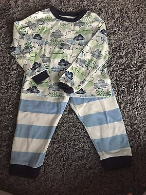 French Connection Boys Pyjamas 6-9 months