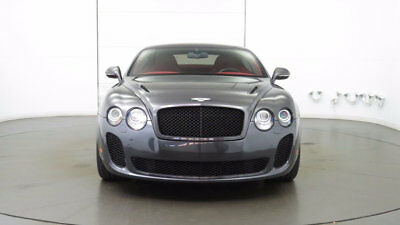 2010 Bentley Continental GT 2dr Coupe Supersports tunning 2010 Bentley GT Supersports with low miles and in excellent condition!!