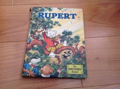 Rupert The Daily Express Annual 1973
