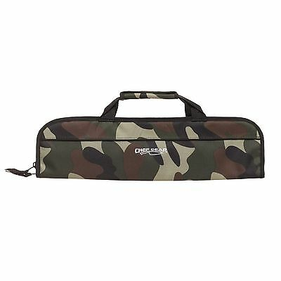 5 POCKET CHEF Knife Case Roll Bag knife bag chef bag knife roll Ergo Chef Camo