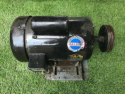 Baldor Electric Motor