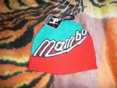 Brand New With Tags Mambo Beanie 5