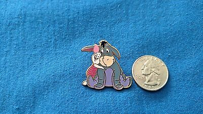 DISNEY Pin 53744 Pooh & Gang Booster Collection Piglet & Eeyore Hugging