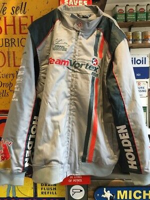 Craig Lowndes Team Vortex New Jacket