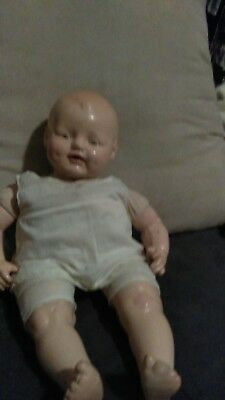 vintage EIh doll compisition