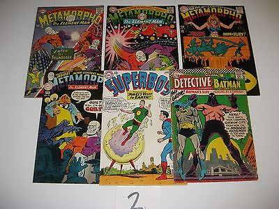 Huge Lot of Silver Age Comic Books (22 Total)