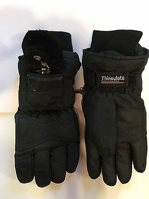 Heated Thinsulate Gloves - L