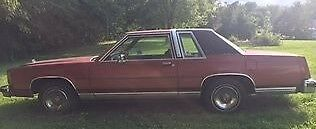 1981 Ford Crown Victoria Limited 1981 Crown Victoria Limited