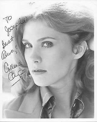 Colleen Camp Original Autographed 8X10 Photo - Police Academy, Clue