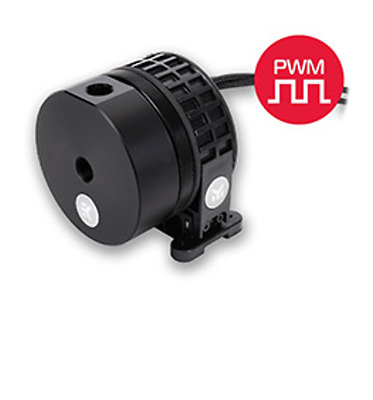 NEW EK-XTOP Revo D5 PWM Pump Black