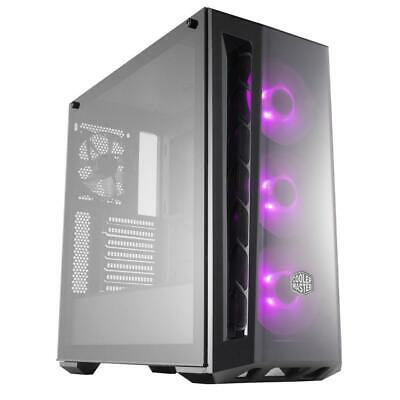 Thermaltake View 21 TG Tempered Glass Mid Tower ATX Gaming Computer PC Case