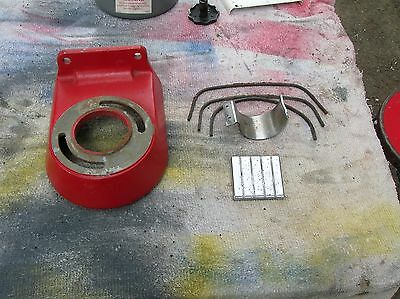 Eco Air Meter Parts Cast Iron Base For Wall Mount Meter