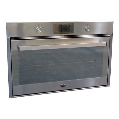Belling 90cm Built-in Electric Multifunction Oven (BI90MF6SC)