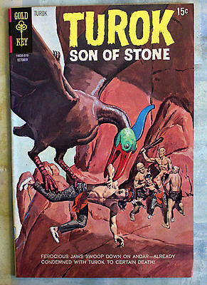 Turok Son of Stone #71!!!  VF!!!