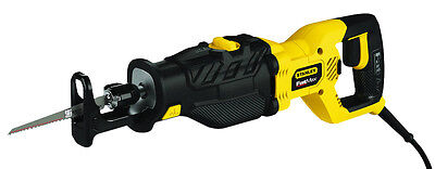Stanley Reciprocating Saw Electric 1050w Corded FATMAX Inc CASE FME365K-XE