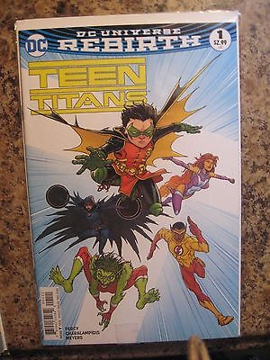 TEEN TITANS     NO.  1  2016   CGC MARATHON 99CENT AUCTION now-