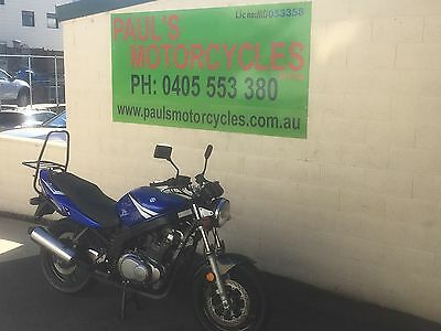 SUZUKI GS500  LEARNER LEGAL FINANCE AVAILABLE 6 months rego