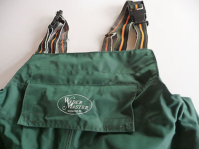 High Quality SNOWBEE Wadermaster Waders Size 9