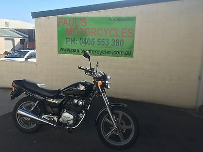 HONDA CB250  LEARNER LEGAL FINANCE AVAILABLE 6 months rego