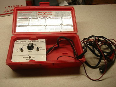 Snap-on Fuel Injection Tester