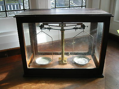 Antique Chemical Measuring Scales