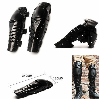 Adults Knee Shin Armor Protector Guard Pads for Motorcycle Racing Bike Motocross