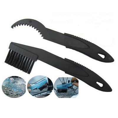 Bike Chain Wheel Cleaner Bicycle Cleaning Brushes Scrubber Set Ciclismo Tool