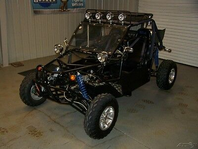 2007 BMS A Quality Off Road Rig 800 Cc 4-Speed Side By Side Utv Atv Dune  Sand Rail Winch