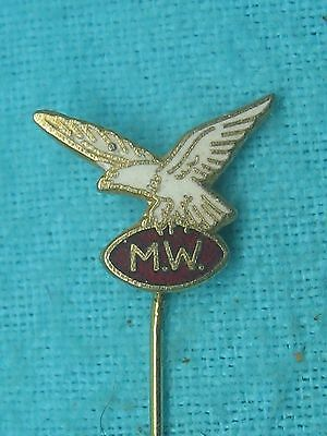 Manly Sea EAGLES MW RUGBY LEAGUE ENAMEL Pin BADGE