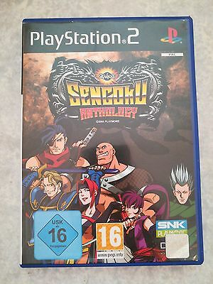 Sengoku anthology ps2