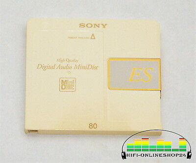 #M73 - 1 Sony ES High Quality Minidisc / Minidisk 80min. High-End