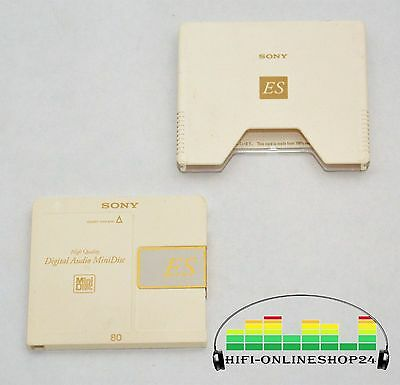 #M75 - 1 Sony ES High Quality Minidisc / Minidisk 80min. High-End