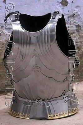 Medieval Muscle Gohic Metal Armor Breastplate Breast Plate Historical ARM0209