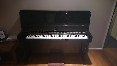 Beale Upright Piano In Perfect Condition.