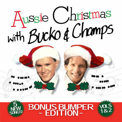 Aussie Christmas - Bucko and Champs (CD)