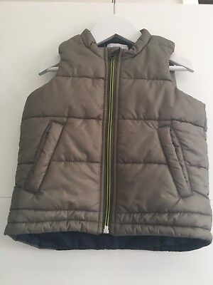 Boys Seed Heritage Puffer Vest - Size: 2 to 3