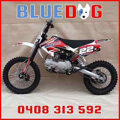 Dirt Bike 125cc  XY 4 Speed 17/14 Freight INCLUDED To VIC,NSW,SA And Bris Metro
