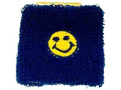 One Boys Smiley Face Wristband Sweatband Party Bag Fillers Birthdays Gifts