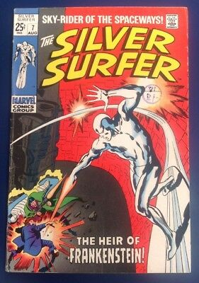 Silver Surfer #7 (1969)