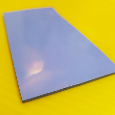 Silicone Pad Thermal Pad 50x100mm 2mm Thick Cooling Pad for CPU GPU