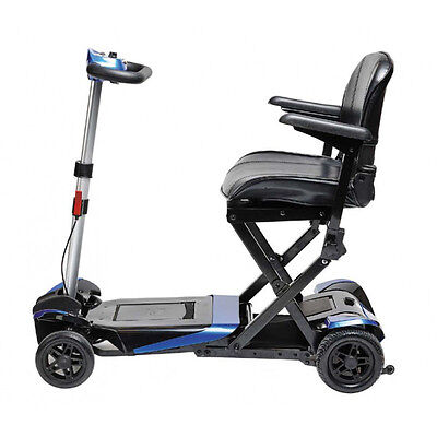 ♿ Scooter Electrico Ortopedia Plegable ligero I-Transformer Apex.