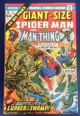 Giant-size Spider-Man #5 (1975)